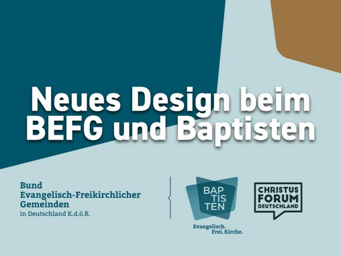 Neues Corporate Design des Bundes